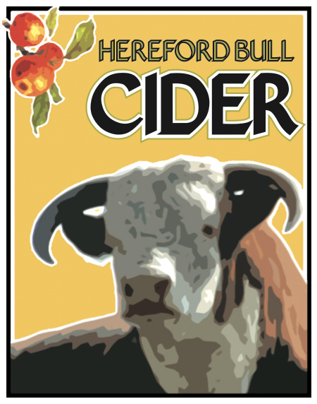 Hereford Bull Cider